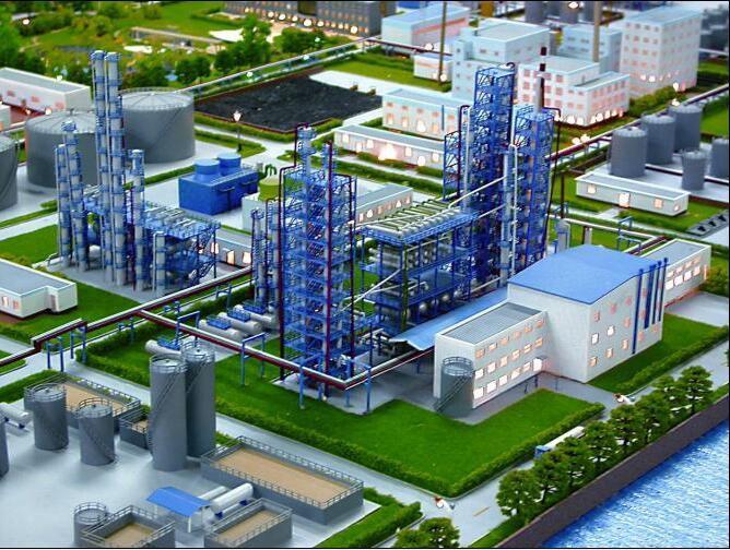泰安工业模型