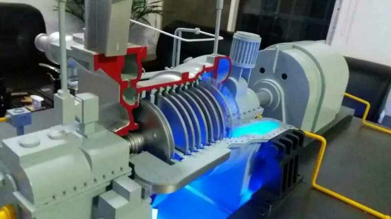 许昌禹州工业模型