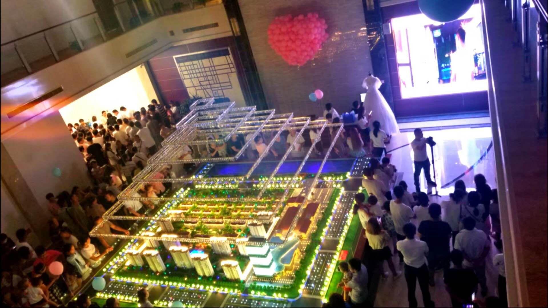 许昌禹州房地产销售模型