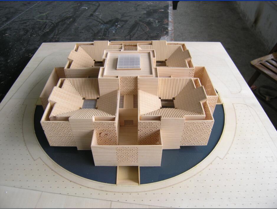 许昌禹州方案模型